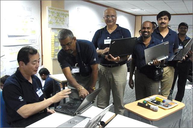 インドの製造業強化を支援。「インド国製造業経営幹部育成支援プロジェクト」6年間の取り組みをご報告。